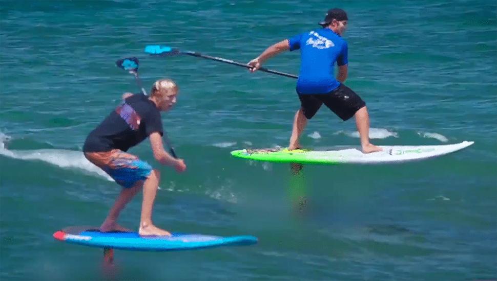 Surf foil