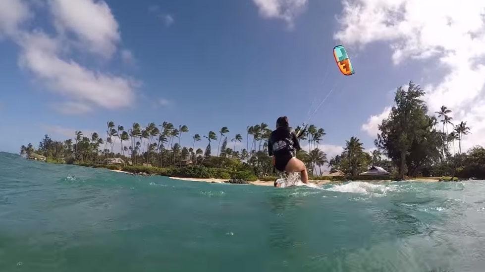 Tutoriel vidéo, comment débuter en kite foil ?
