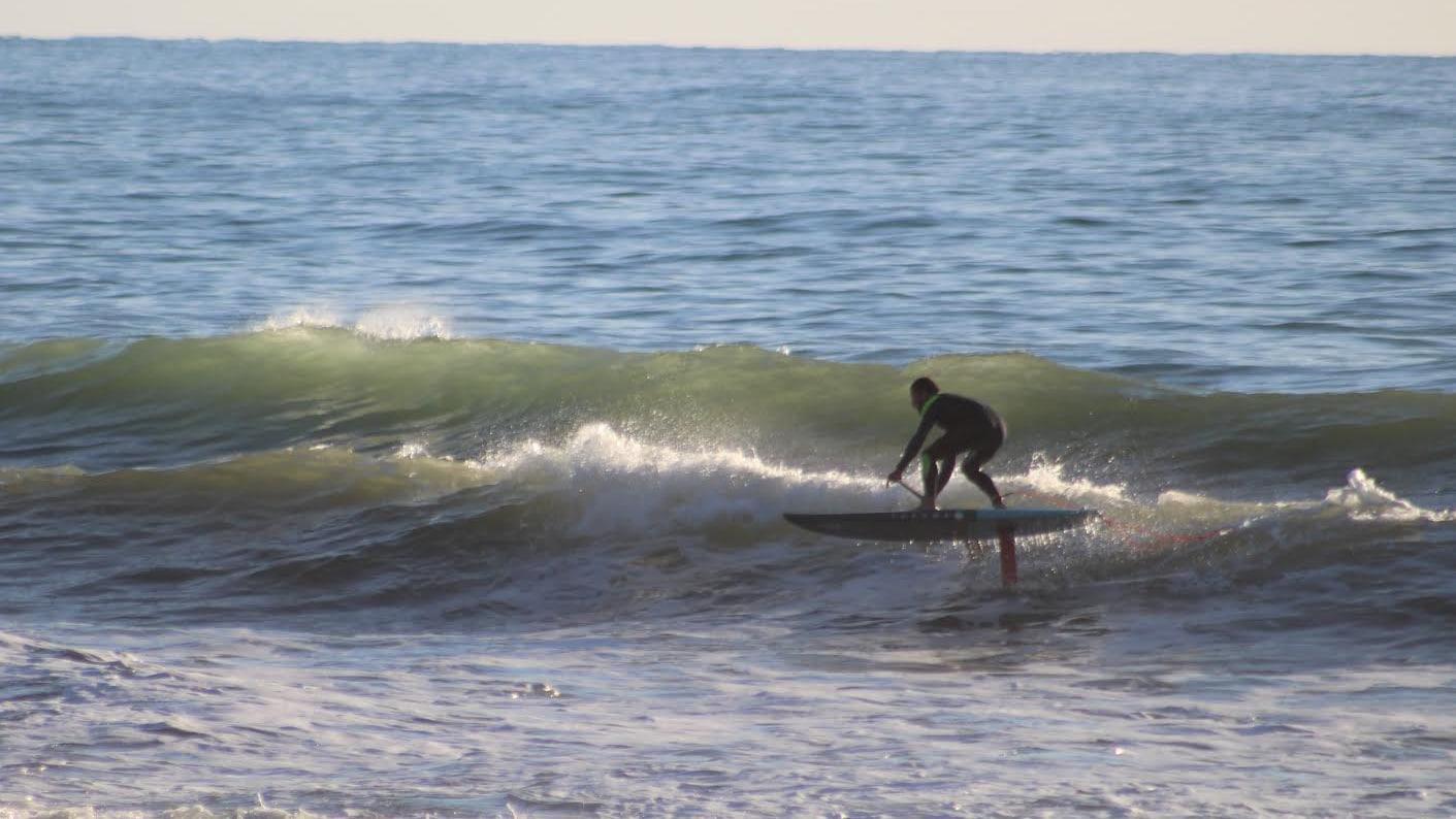 Gregory Closier est notre Foil Addict expatrié en Californie