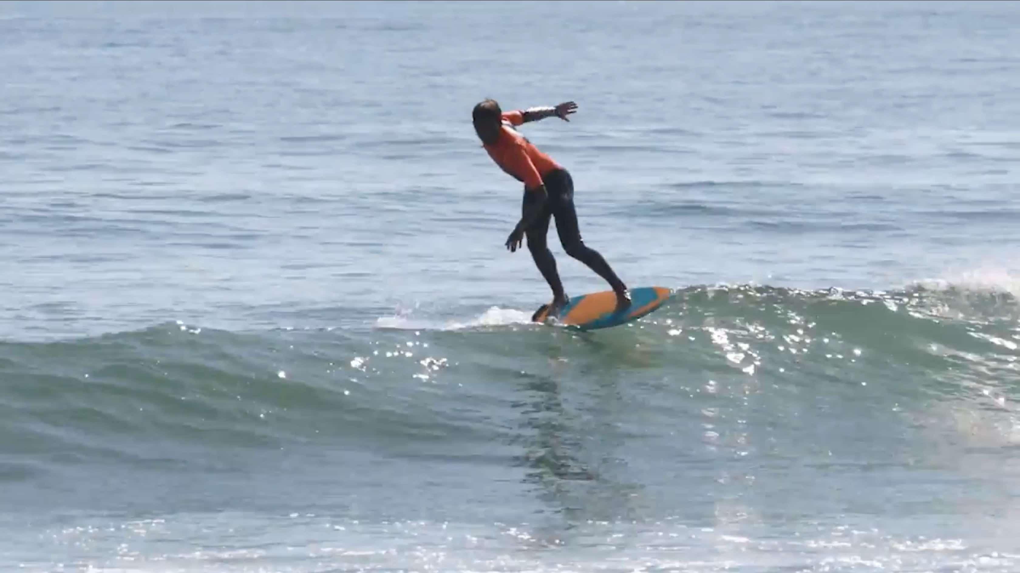 California Foil Surfing avec Kai Lenny et ses amis