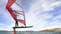 Nouveau Windfoil free ride W-foil Sroka performant, facile et accessible