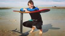 Folidaire, un beau projet kite foil à soutenir