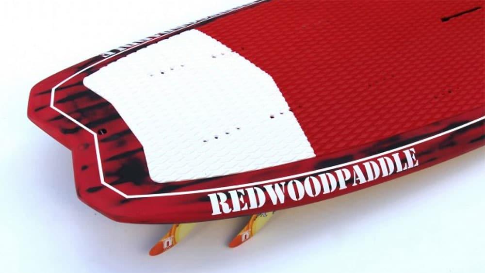Planche sup, surf et wind foil Minimal 7'1 de chez RedwoodPaddle
