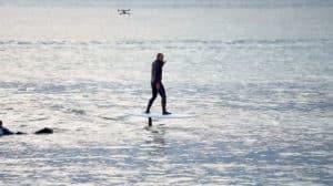 Vidéo de présentation du Cruiser Surfoil de Gong Surfboards