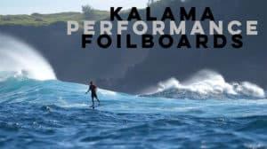 Les planches de Dave Kalama arrivent en France