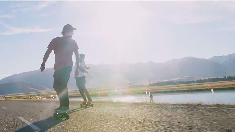 Vidéo North Kiteboarding E-skate Foiling