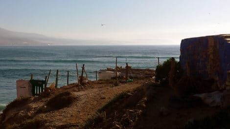 Greg Closier et Amaury Dormet en foil trip au Maroc