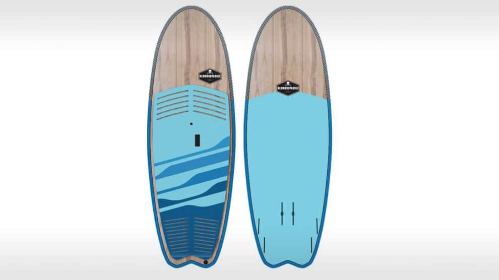 Pro Foil Minimal Redwoodpaddle