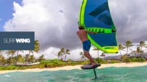 Aile Wingfoil Switch Kiteboarding