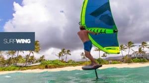 Aile Wingfoil Switch Kiteboarding