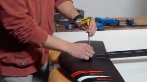 Les bons outils pour son foil