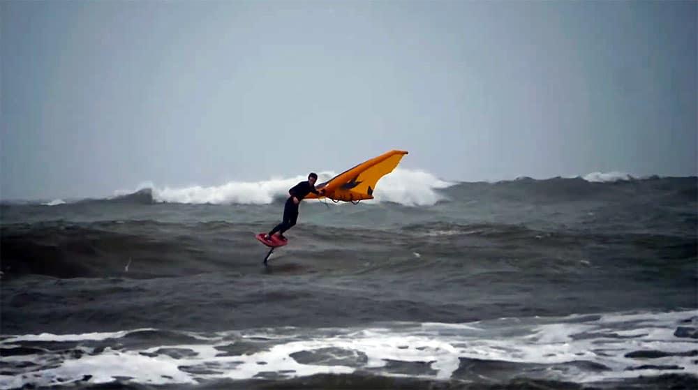 Winter Mediterranean Storms F-One