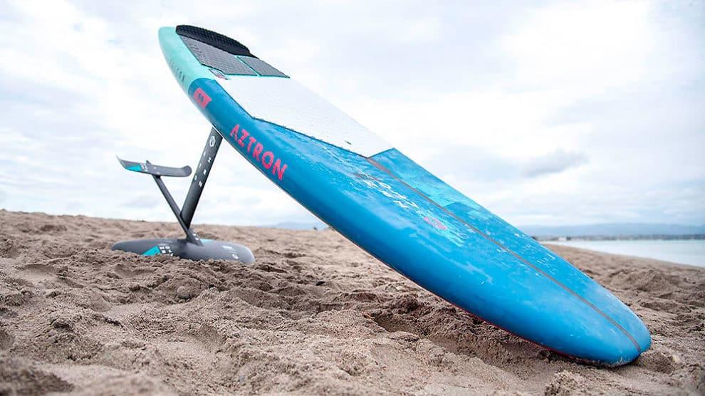 Board Sup et wing foil Aztron