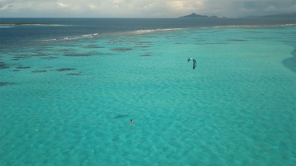 Les Grenadines en Ketos Foil