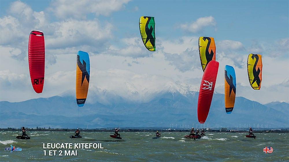 Leucate kitefoil