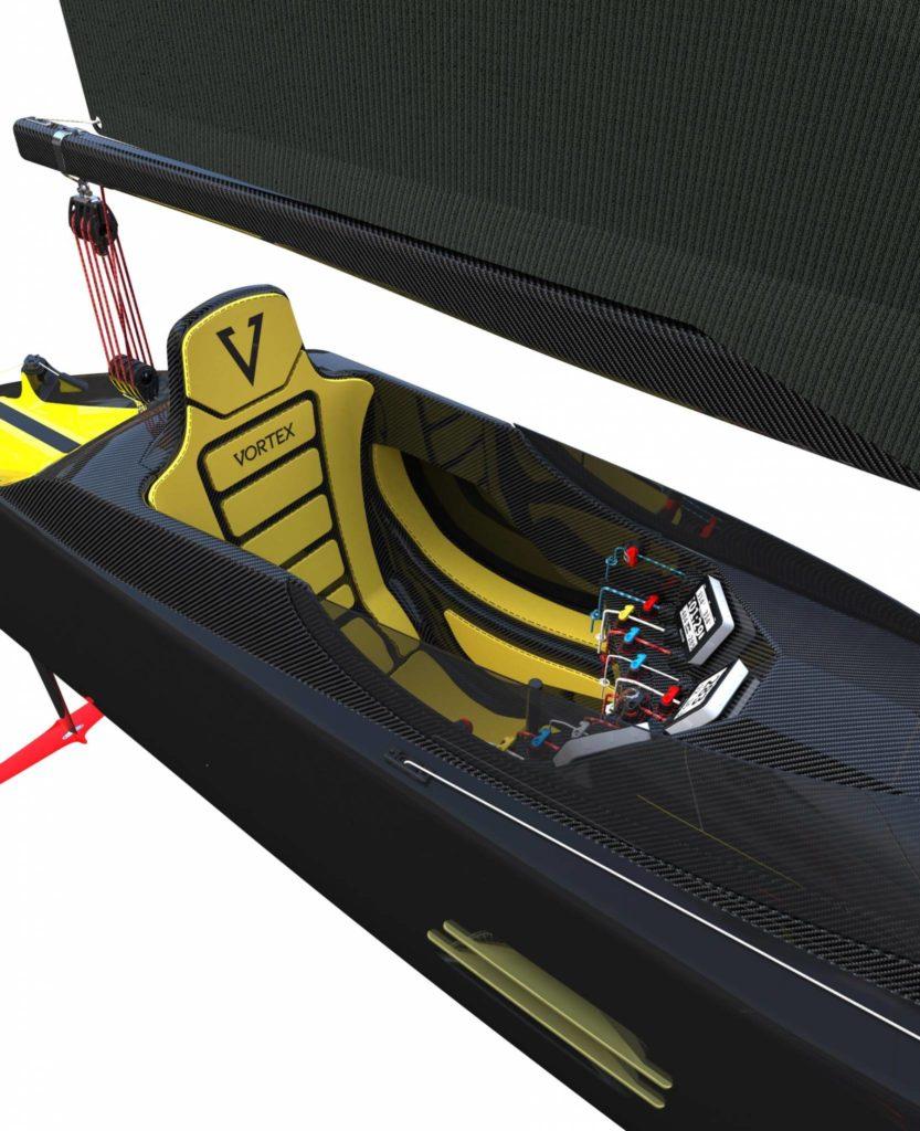 Vortex Pod Racer de McConaghy Boats