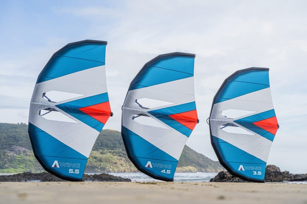 Présentation Armstrong Foils A-Wing Wingfoil