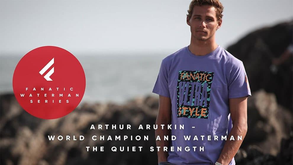 Arthur Arutkin, portrait d'un champion