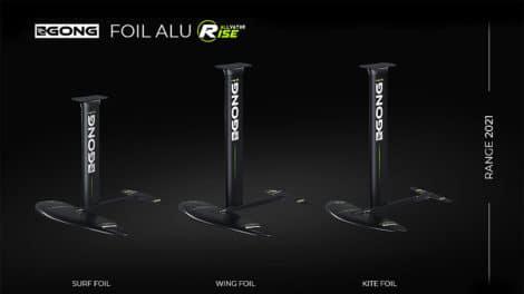 Foil Alu Gong Alvator Rise 2021