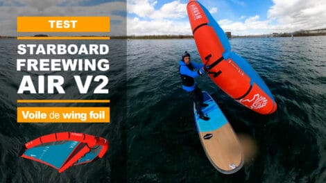 Starboard FreeWing Air V2, modèle 2022