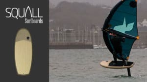 Wing board Squall Surfboards