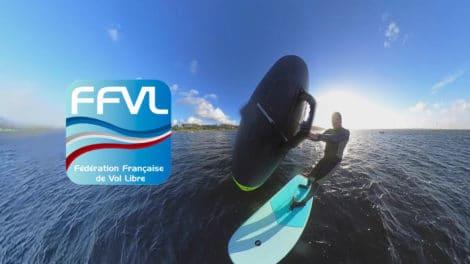 La FFVL et le Wing Foil