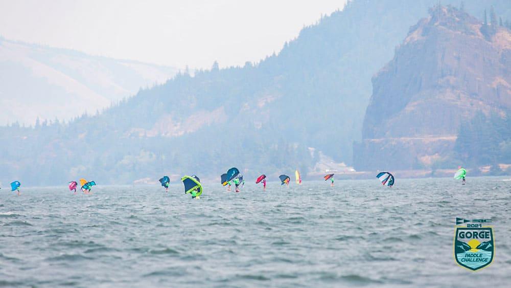 SIC Gorge Paddle Challenge 2021