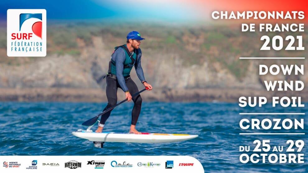 Championnat de France Downwind Sup Foil